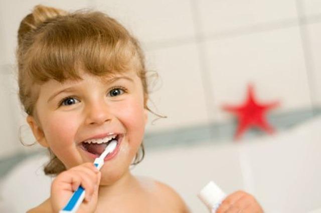 子供歯ブラシ