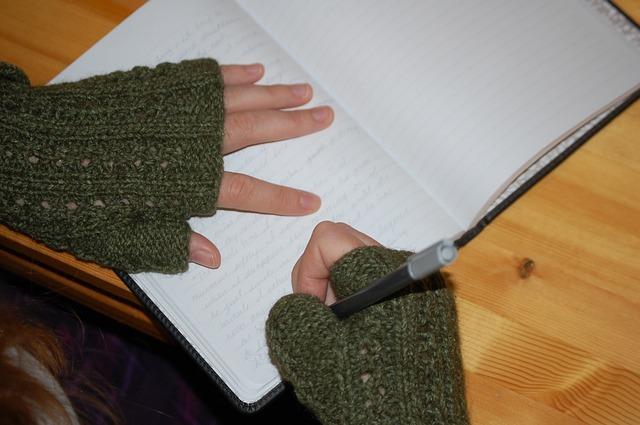 手とカバー