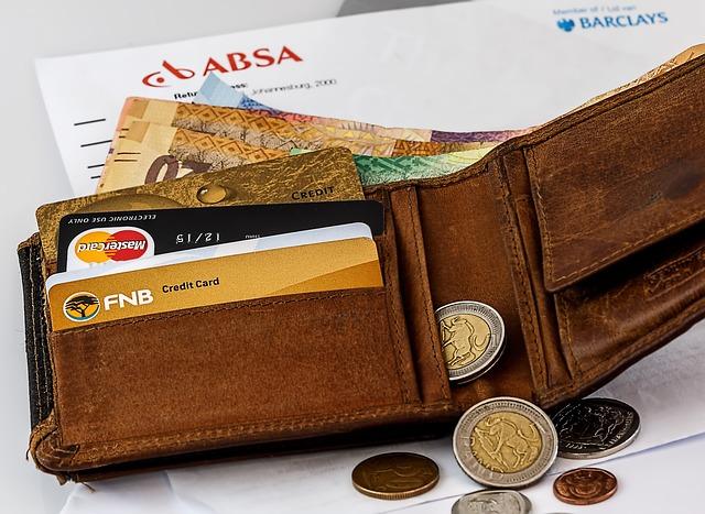 財布カード