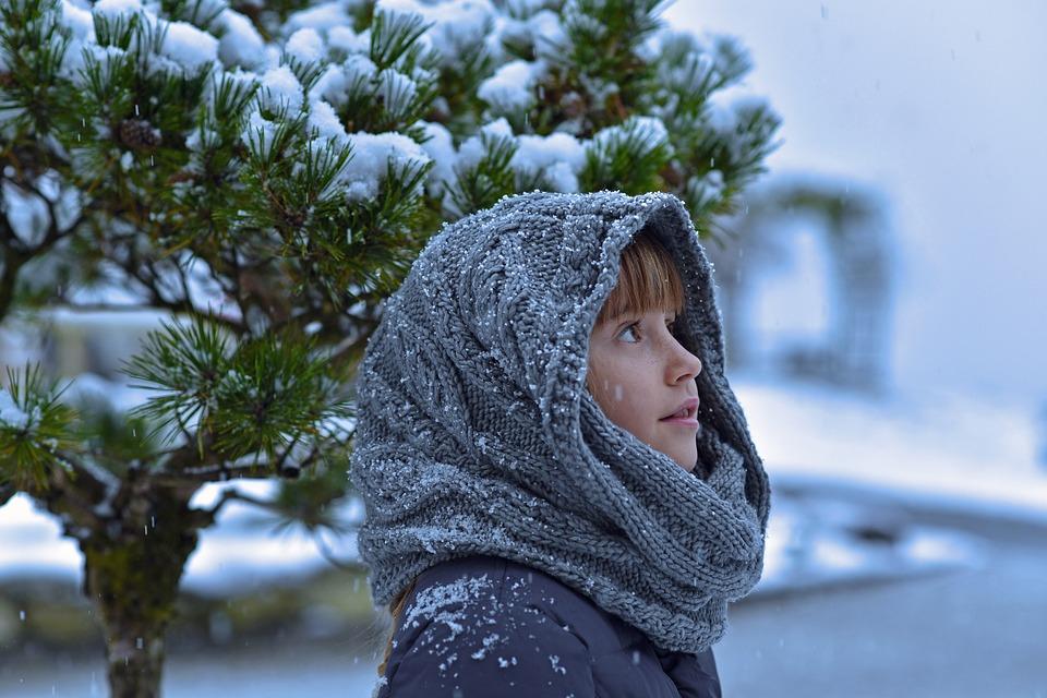 冬女子その2