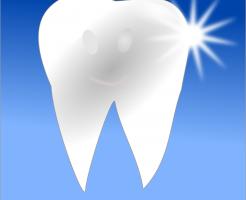 キレイな歯